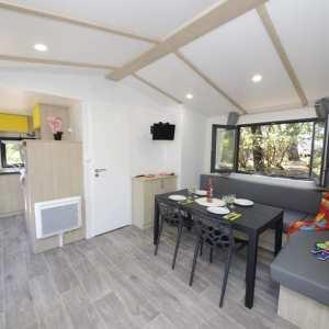 Cottage Premium vue mer 5p 2ch - Séjour